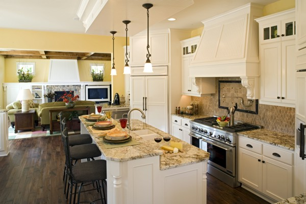 small open kitchen designs photo - 2