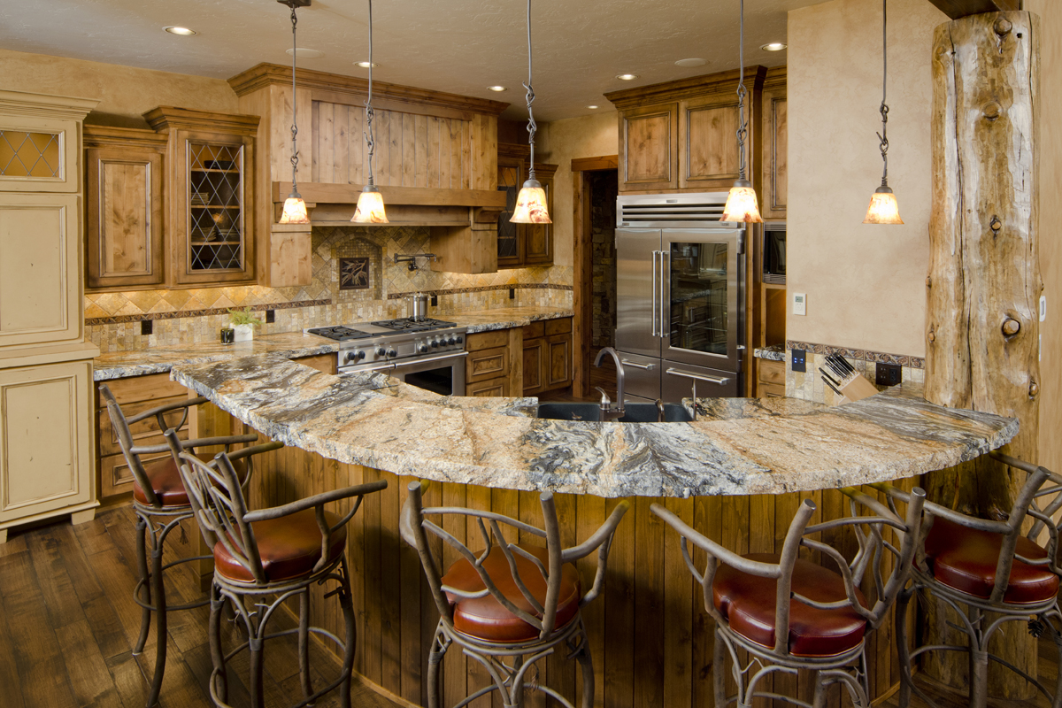 small remodeled kitchens photo - 2