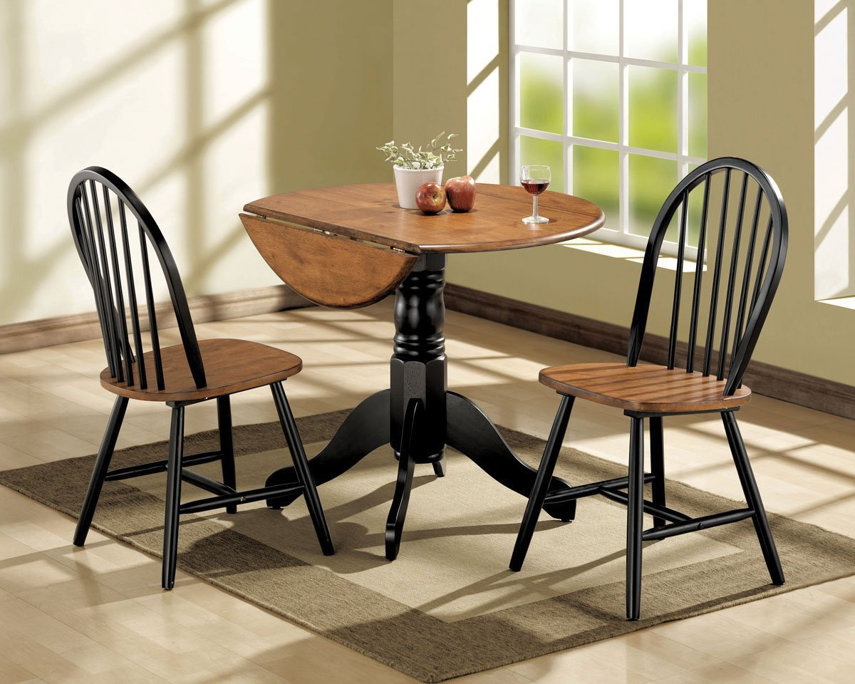 small space dining set photo - 1