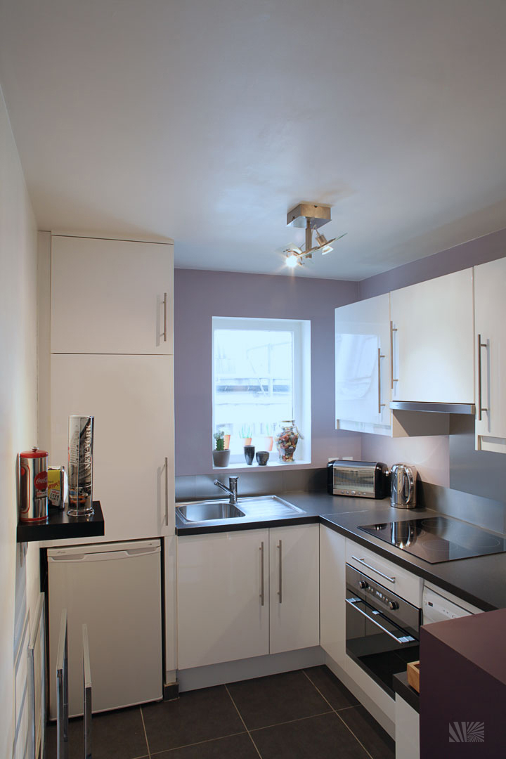 small space kitchen photo - 1