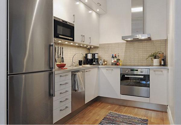 small space kitchen appliances photo - 2
