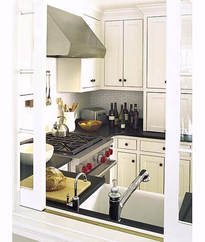 small space kitchens photo - 2