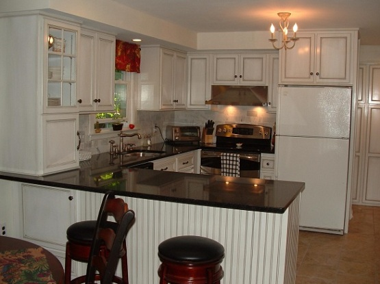 Small U Shaped Kitchen Designs small u shaped kitchen designs - large and beautiful photos. photo
