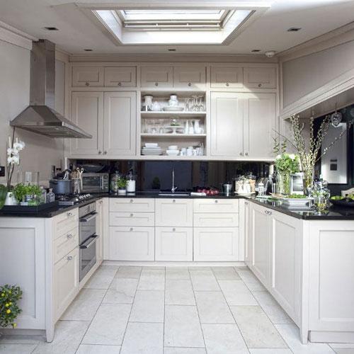 small u shaped kitchens photo - 1