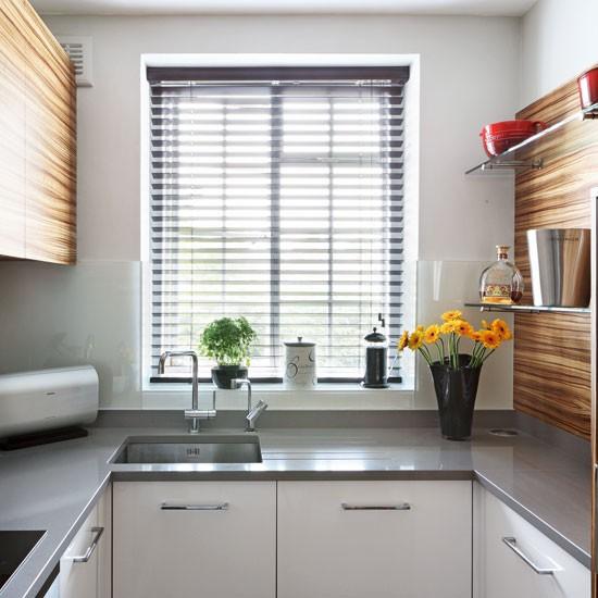 small u shaped kitchens photo - 2