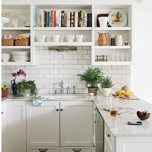 Small white kitchen designs - large and beautiful photos. Photo to ...