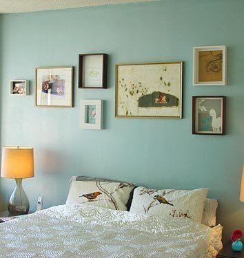 soothing colors for a bedroom photo - 2