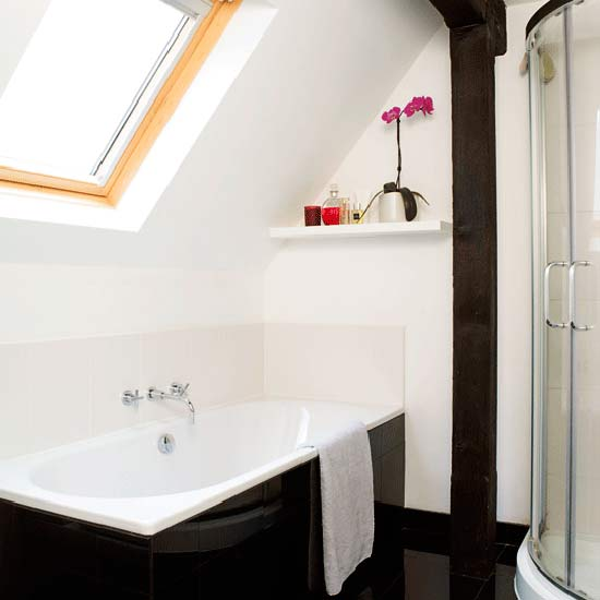 spa bathroom decor photo - 1