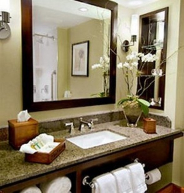 Charming Spa Like Bathroom Decorating Ideas Part - 6: Spa Master Bathroom