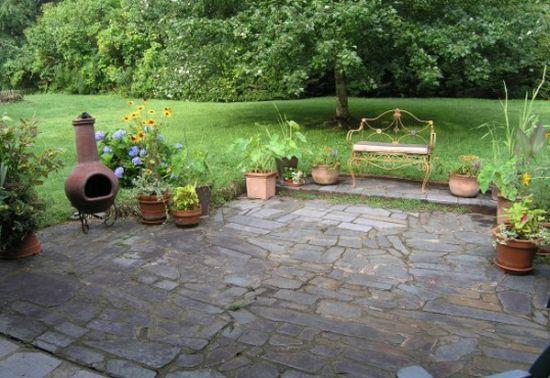 stone backyard photo - 1