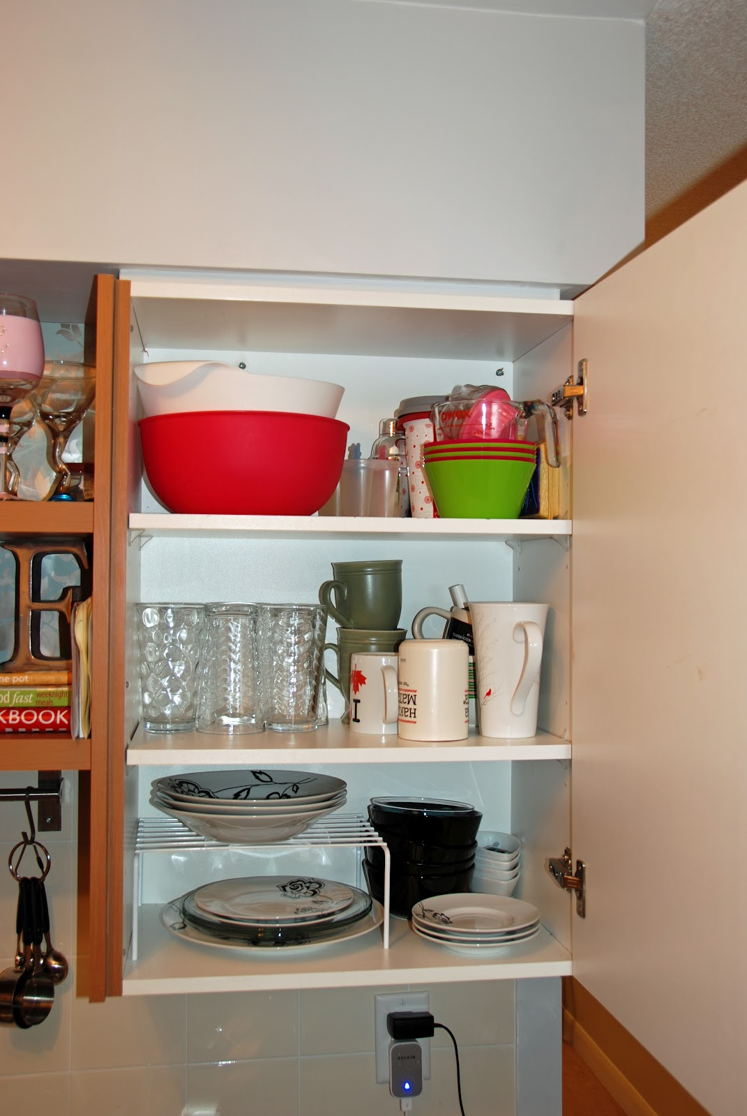storage for small kitchens photo - 1