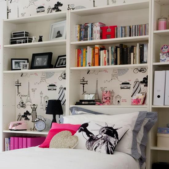 storage for teenage bedrooms photo - 1