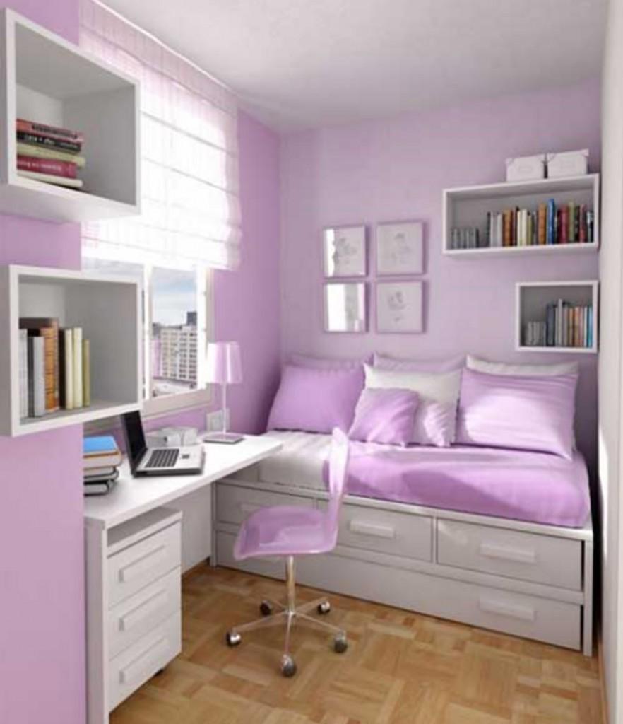 storage for teenage bedrooms photo - 2