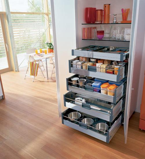 storage ideas for a small kitchen photo - 2