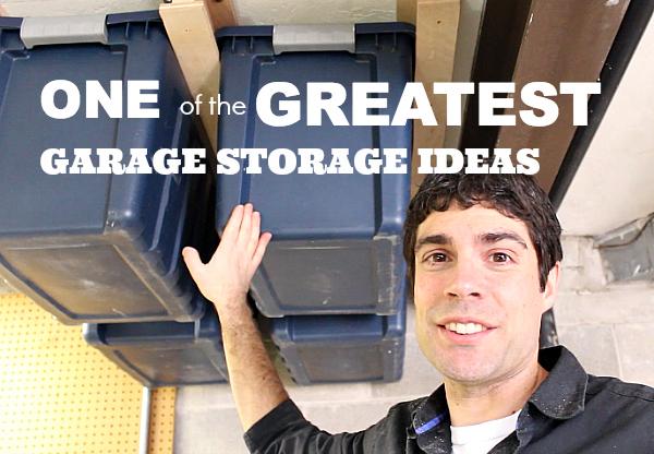 storage ideas for garage photo - 1