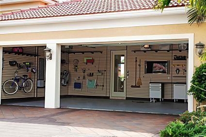 storage ideas for garage photo - 2