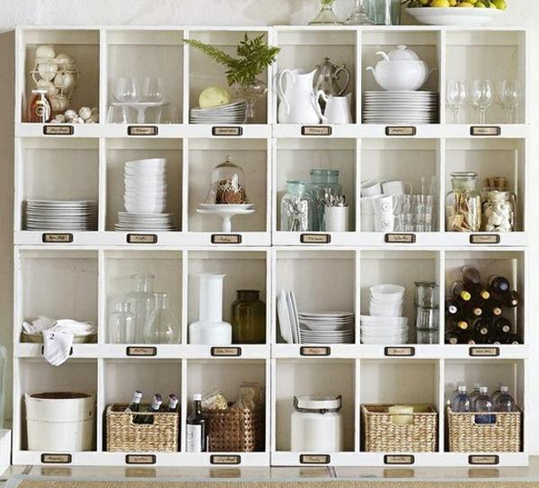 storage ideas for small kitchen photo - 2