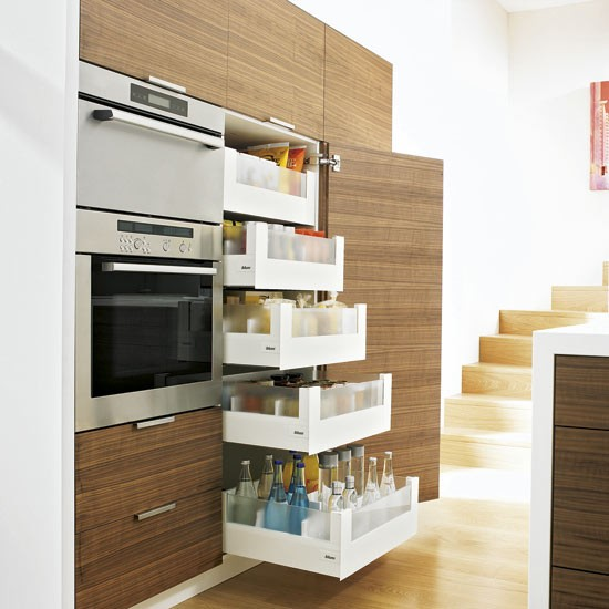 storage ideas for small kitchens - large and beautiful photos