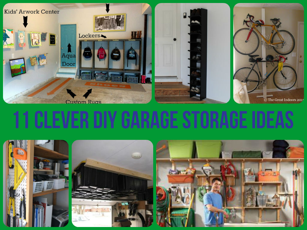storage ideas garage photo - 2