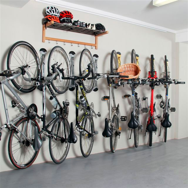 storage solutions for garage photo - 2