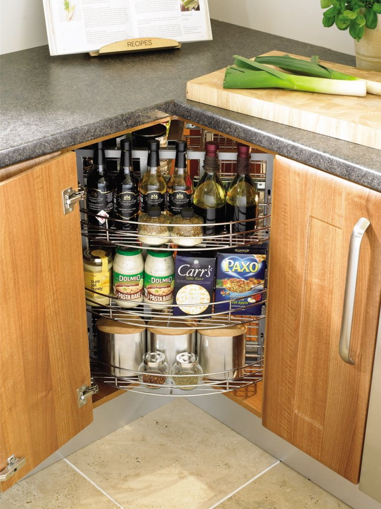 storage solutions for small kitchen photo - 2