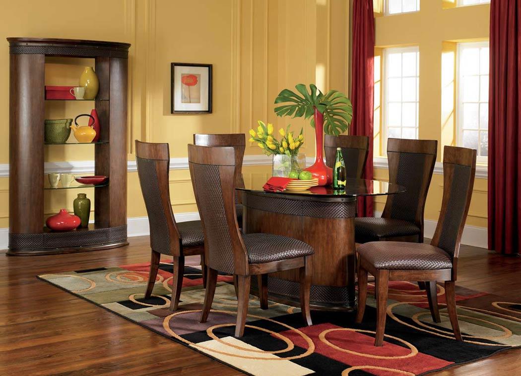 stylish dining room chairs photo - 2