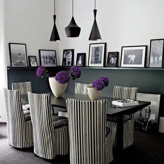 stylish dining room sets photo - 1