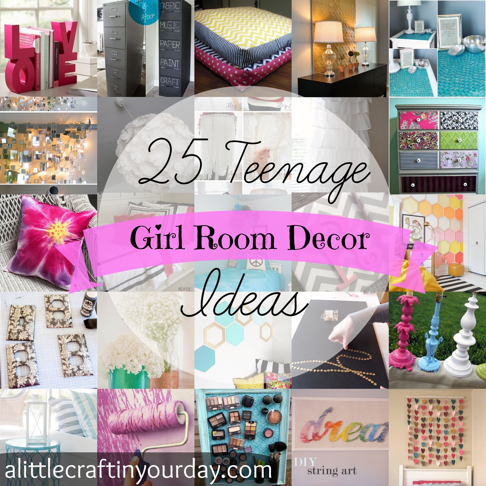 teen bedroom decor photo - 2