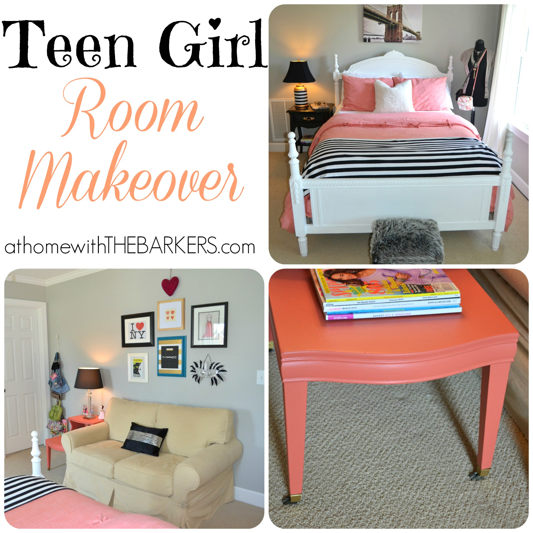 teen bedroom makeovers photo - 2