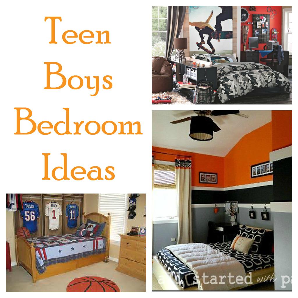 teen boys bedroom ideas photo - 1