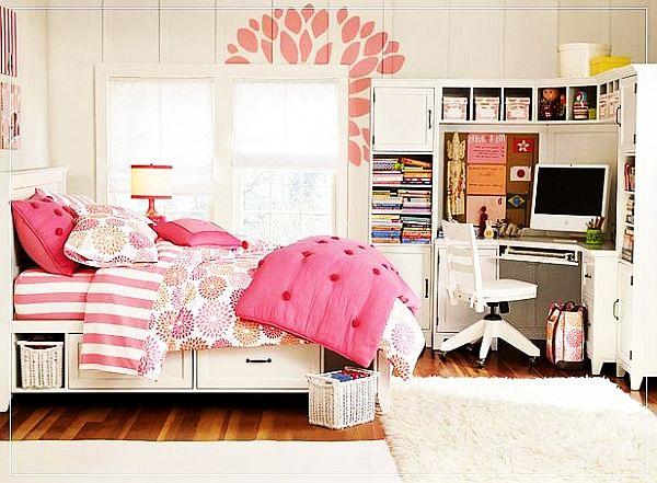 teenage bedroom inspiration photo - 2