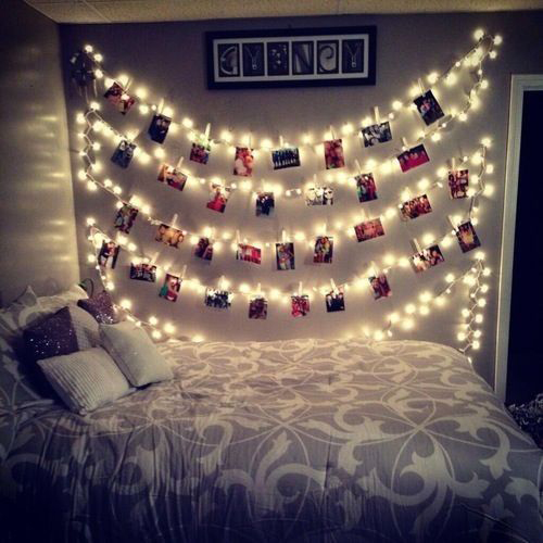 Teenage bedroom wall decor - large and beautiful photos. Photo to ...