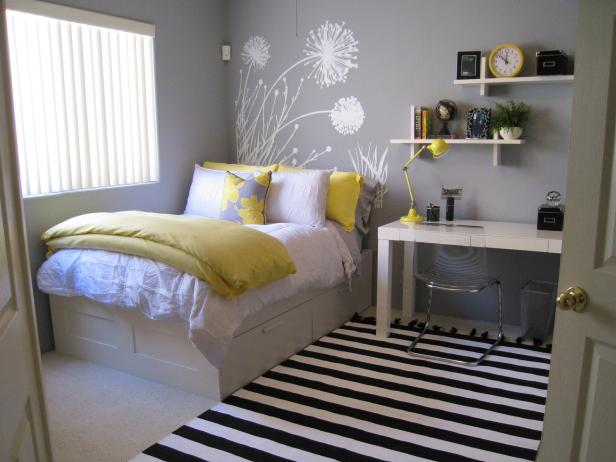 teenage girl bedroom colors photo - 2