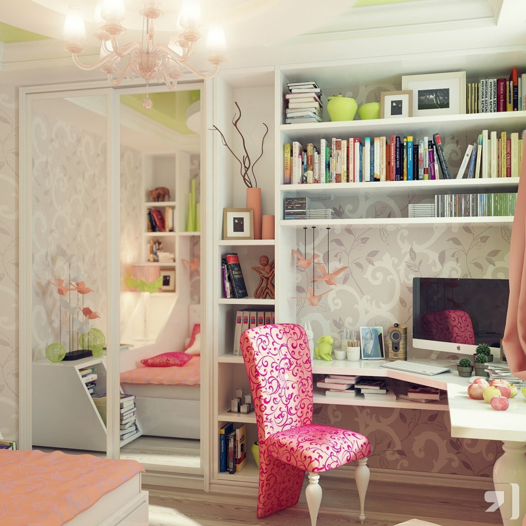 teenage girl bedroom ideas on a budget photo - 2