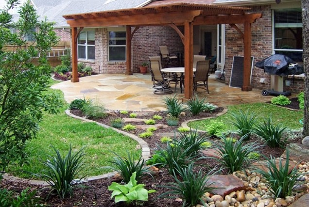 Texas Backyard Large And Beautiful Photos Photo To