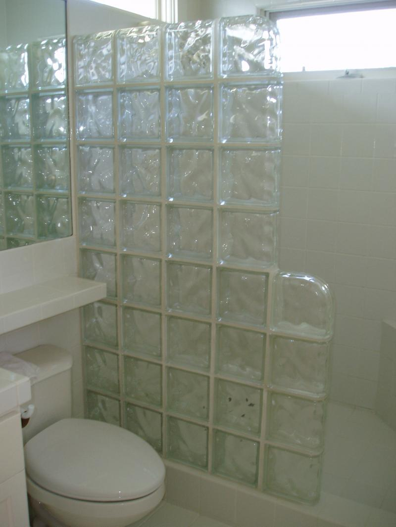 tile bathroom shower photo - 1