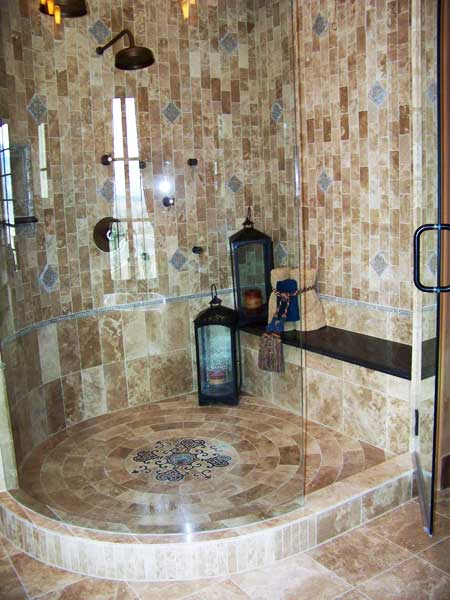 Tile bathrooms - large and beautiful photos. Photo to select Tile ...
