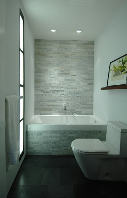 tile ideas for small bathrooms photo - 1