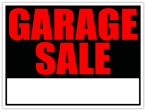 tips for successful garage sale photo - 2
