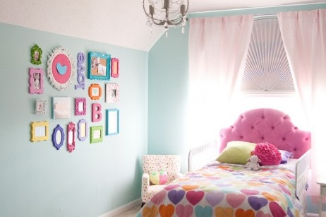 Awesome Toddler Girl Bedroom Decor