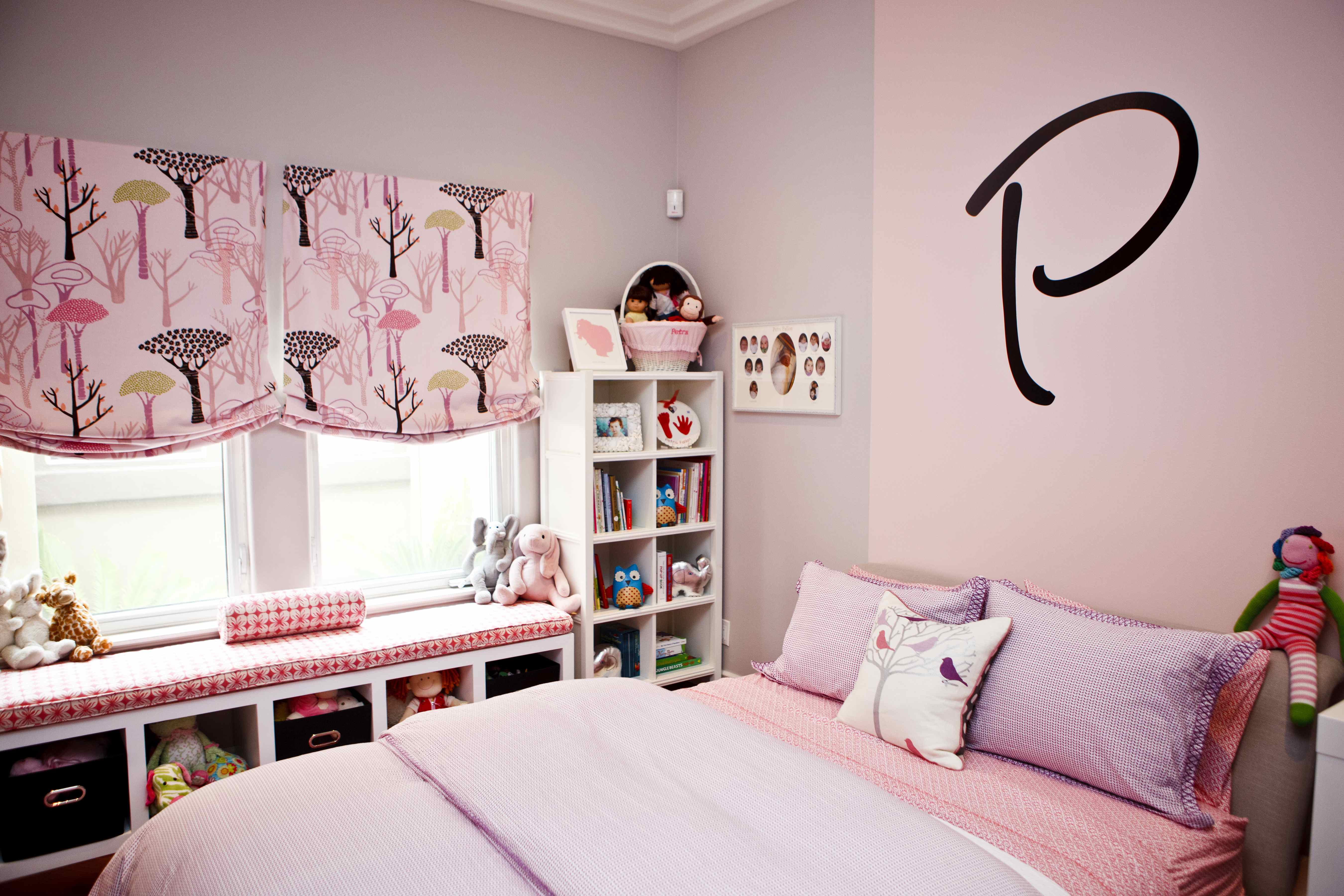 Toddler Girl Bedroom Decor Photo   2