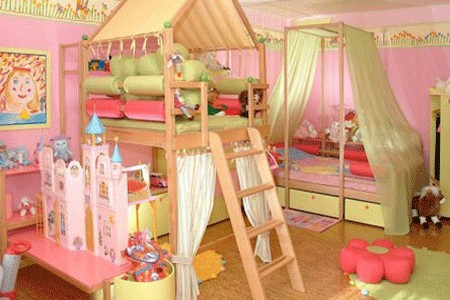 toddler girl bedroom themes photo - 2