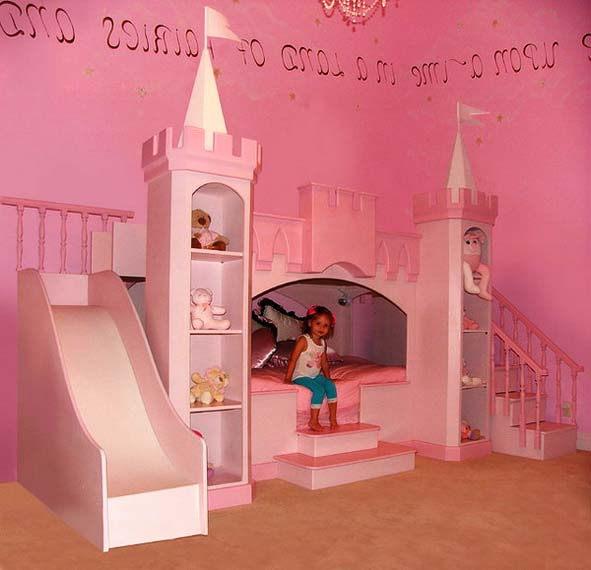 toddler girls bedroom photo - 1