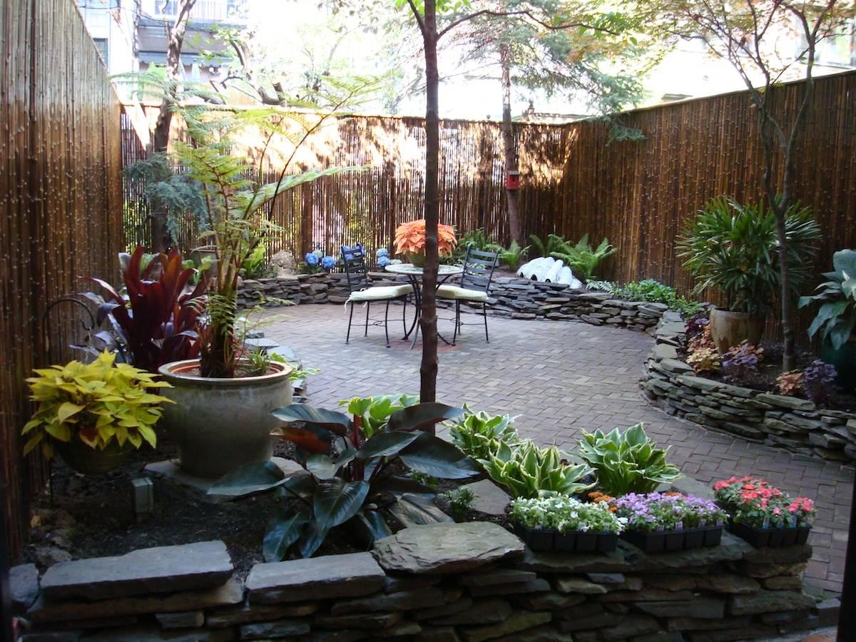 townhouse backyard landscaping large and beautiful photos photo