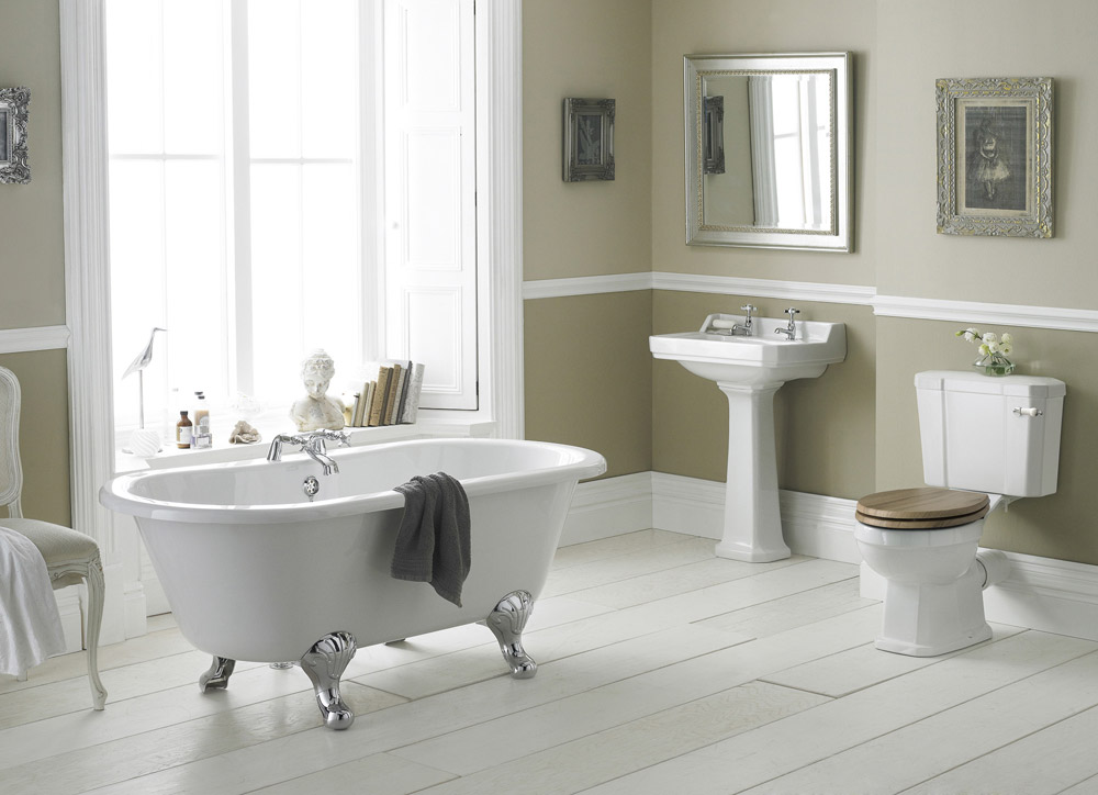 Traditional bathrooms large and beautiful photos Photo to select