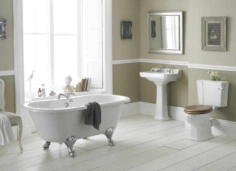 traditional bathrooms - Traditional Bathrooms