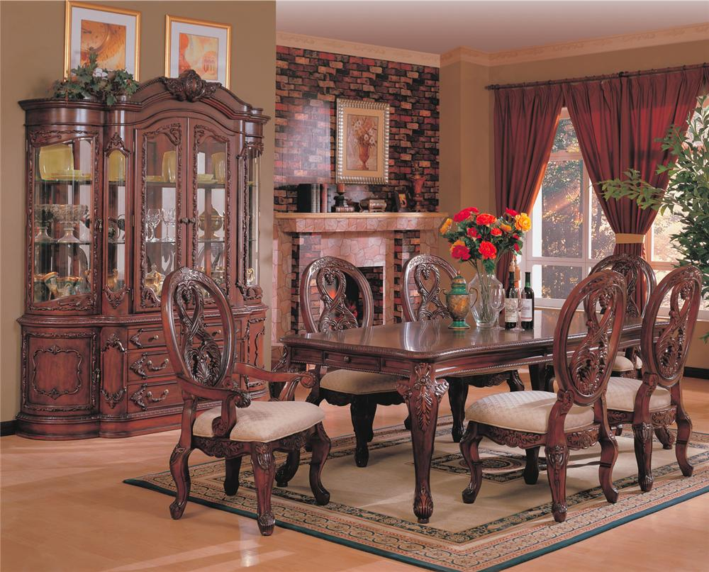 traditional dining room photo - 2