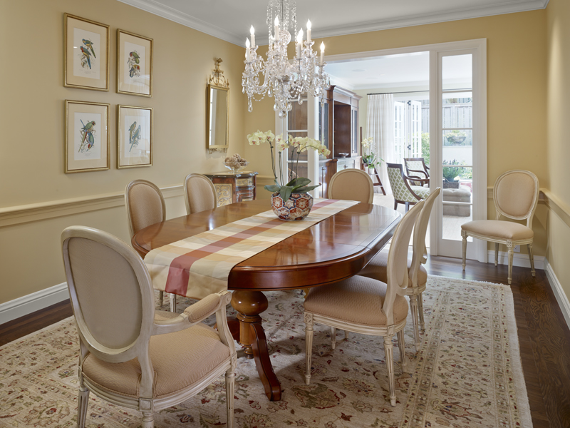 Plain Traditional Dining Room Ideas Art Classic Zsazsa Bellagio