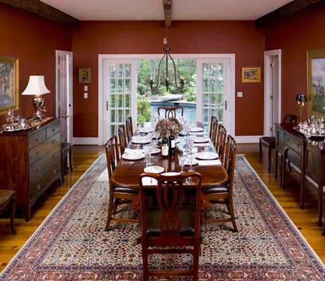 Traditional Dining Rooms - Home Design Ideas and Pictures