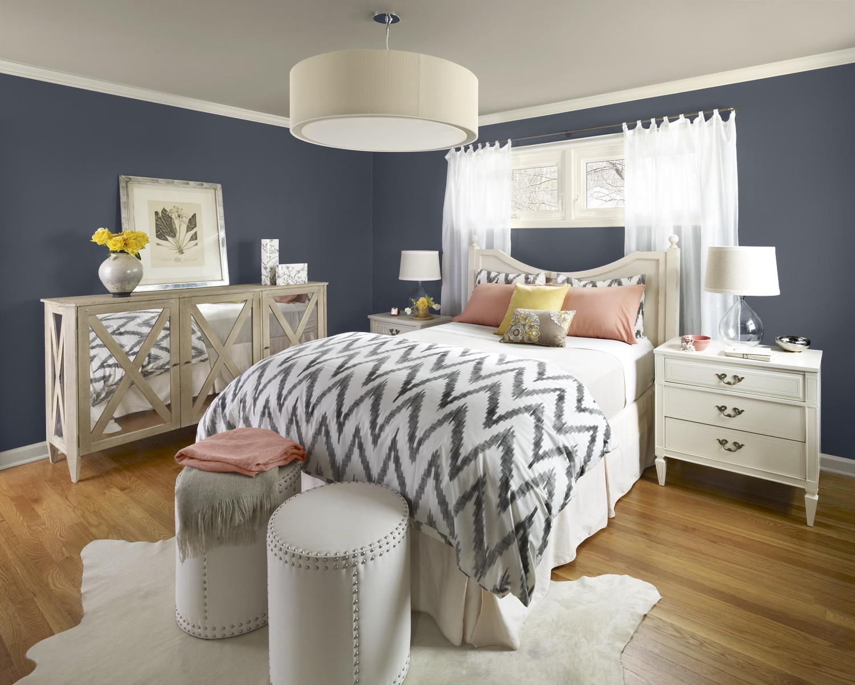 trendy bedroom colors photo - 2